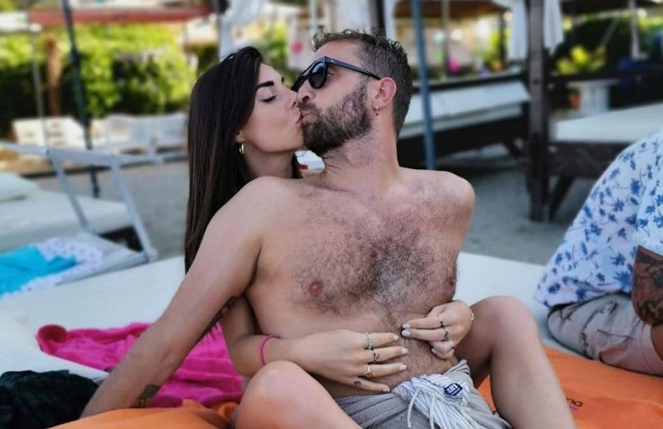 Stefano Corti compie 34 anni: Bianca Atzei innamorata persa le foto