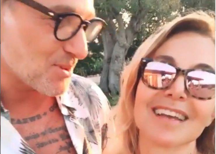 Barbara d'Urso e Filippo Nardi fidanzati?