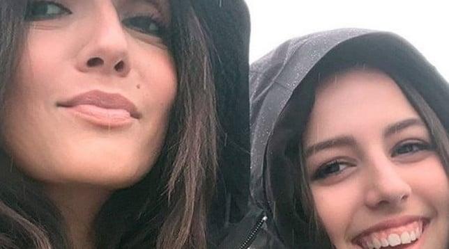 Ambra e figlia