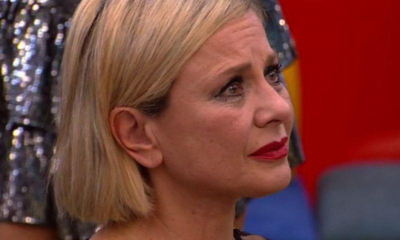 Grande Fratello Vip: Antonella Elia cancella Sossio