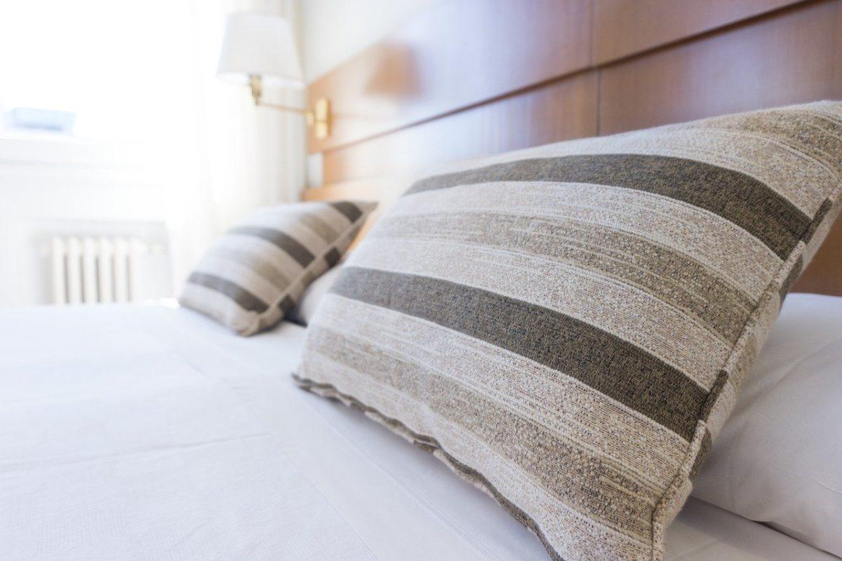 Cuscini vanno cambiati per evitare i germi