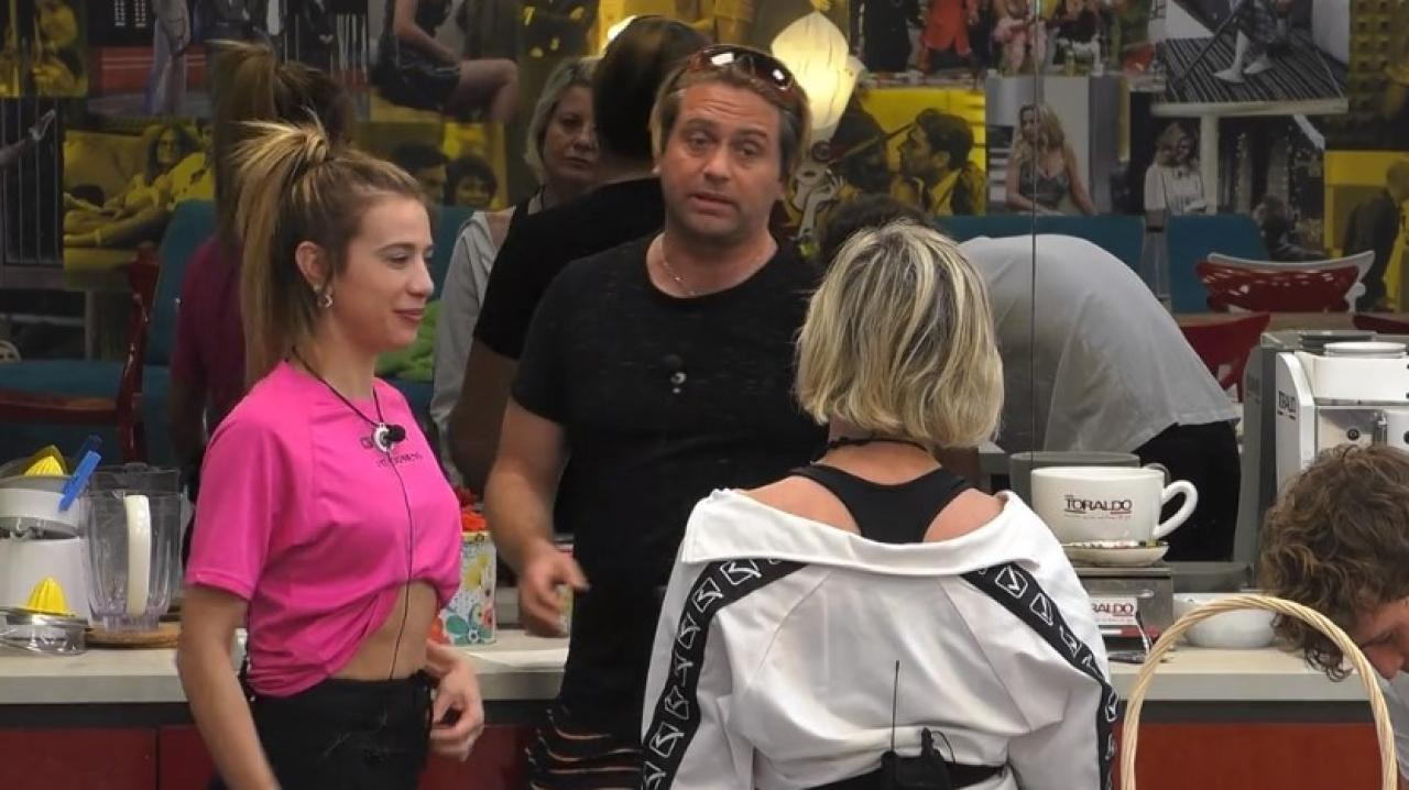 GF VIP, lite tra Antonio e Teresanna: i motivi