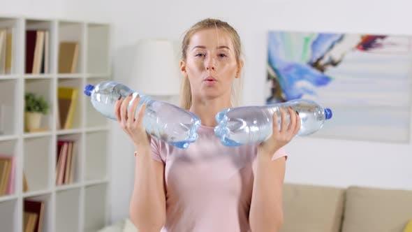 Bicipiti con bottiglie 2