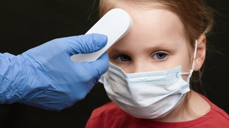 """Galleria foto - Coronavirus, quali sono i sintomi """"nascosti"""" nei bambini? Foto 3"""
