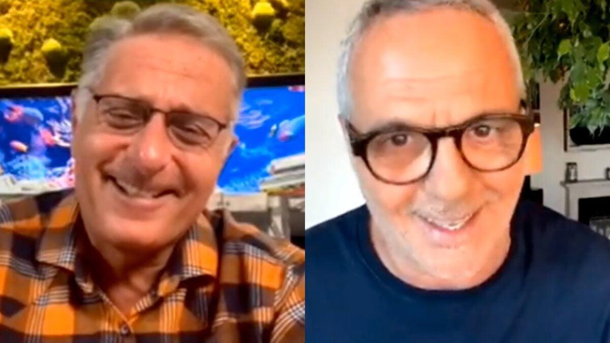 Paolo Bonolis Giorgio Panariello