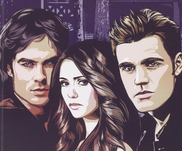 fumetto The Vampire Diaries