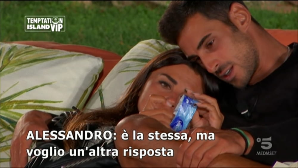 Alessandro Graziani Serena Enardu