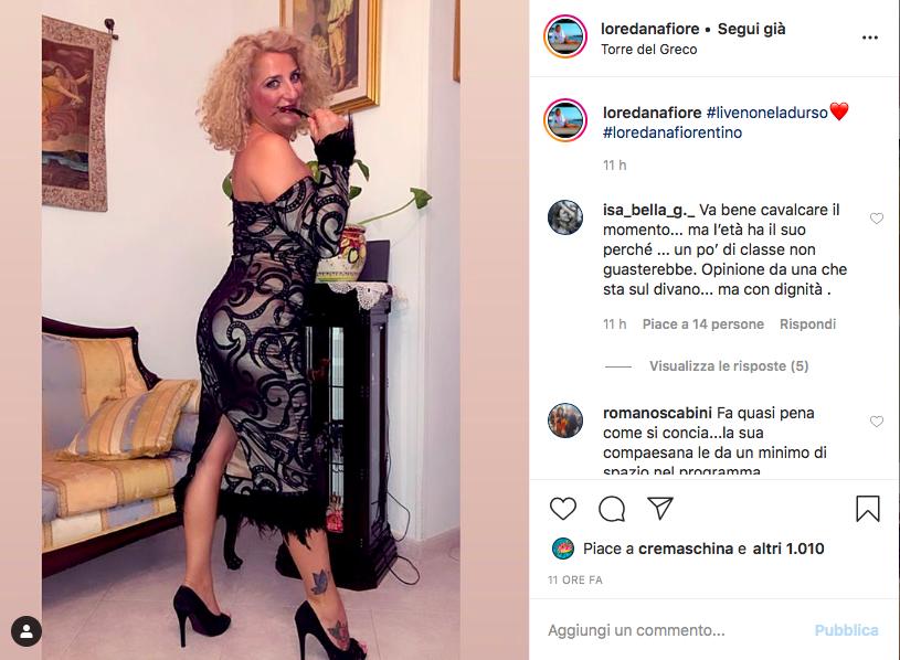 Loredana Fiorentino Favolosa
