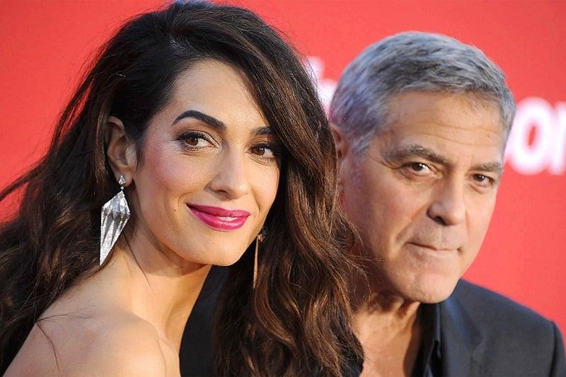 George Clooney e Claudio Baglioni ospiti di Che tempo che fa
