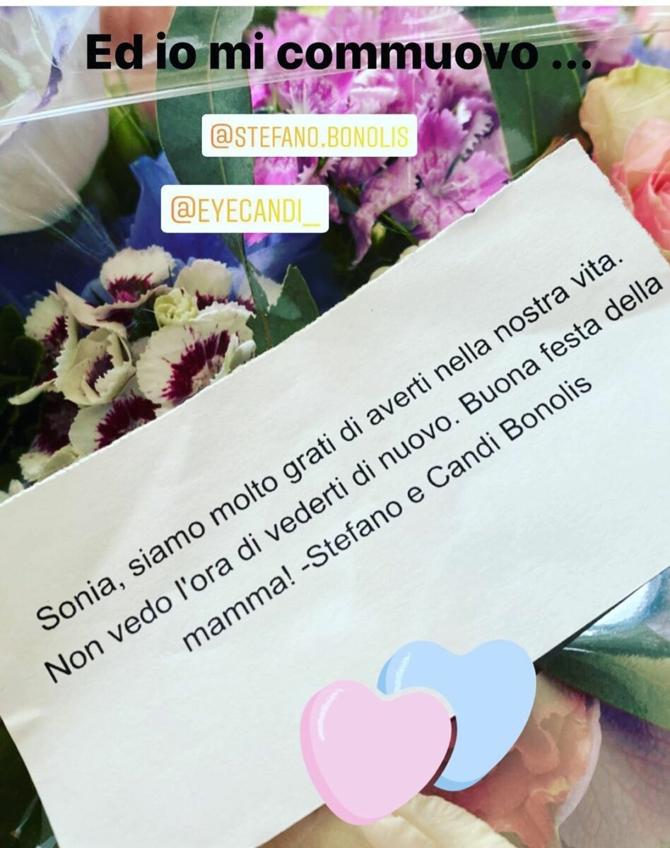 Sonia Bruganelli Stefano Candi Bonolis IMG-20200622-003035