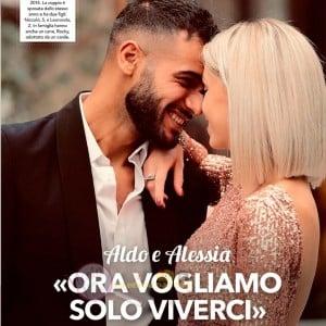 Galleria foto - Uomini e Donne: Alessia e Aldo si raccontano Foto 2