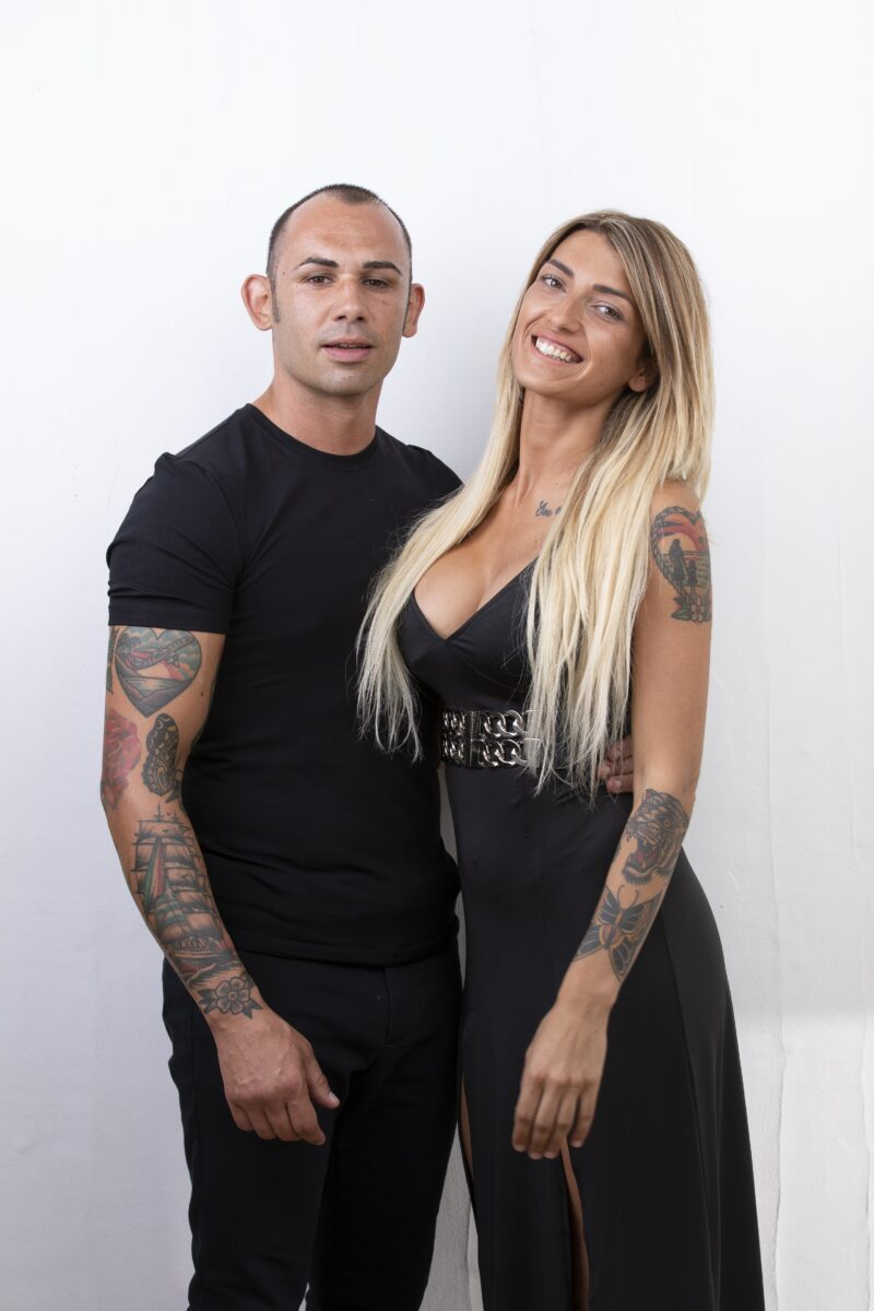 Valeria e Ciavy