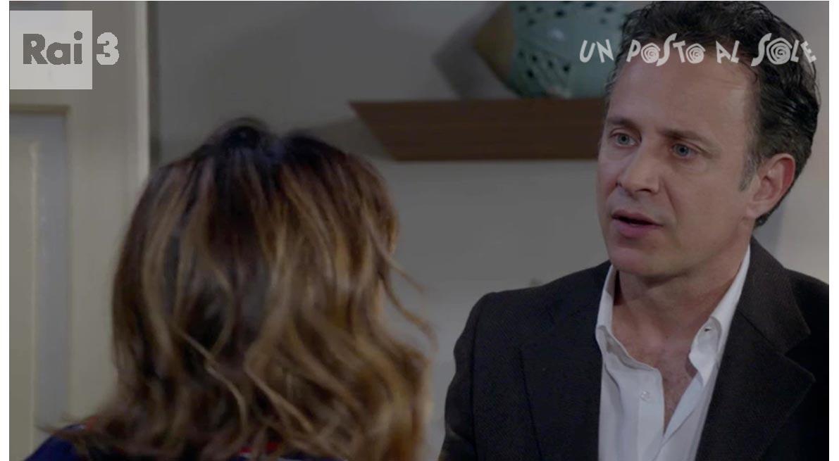 Viola litiga con Eugenio Upas