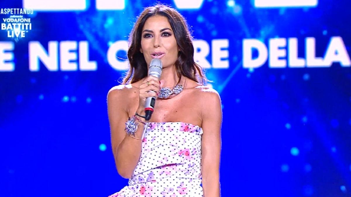 Elisabetta-Gregoraci-Battiti-Live