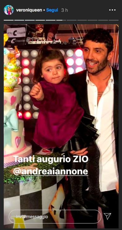 Veronica De Lellis Andrea iannone