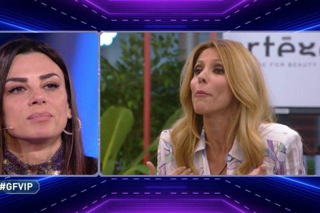 Grande Fratello Vip: Adriana Volpe attacca Serena Enardu