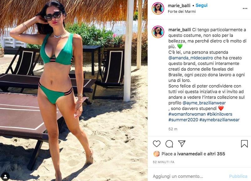 Belen – GianMaria Antinolfi: Mariela Ballesteros racconta la verità