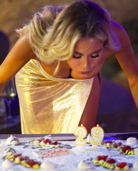 Diletta Leotta compleanno