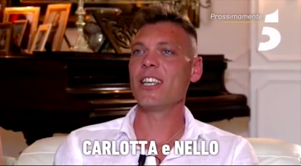 temptation island Carlotta e Nello