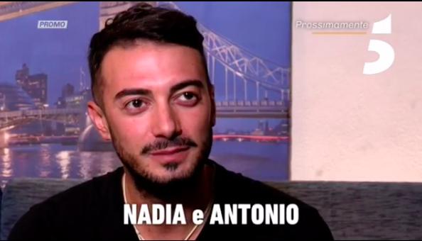 temptation island Nadia e Antonio