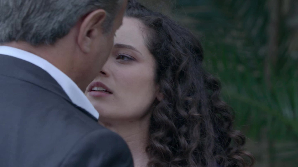 Bacio Nicotera Susanna un posto al sole