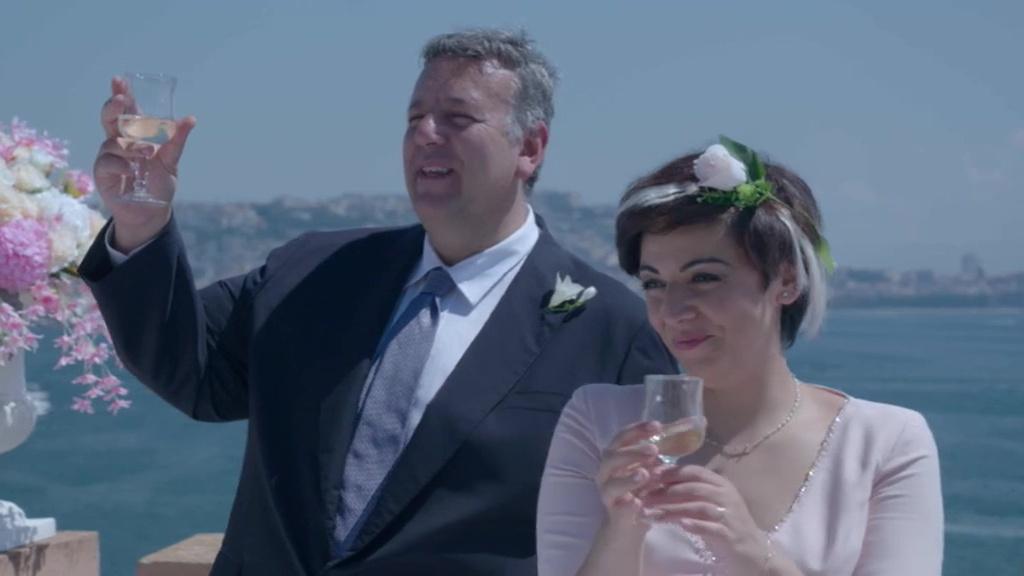 Guido e Mariella sposi upas