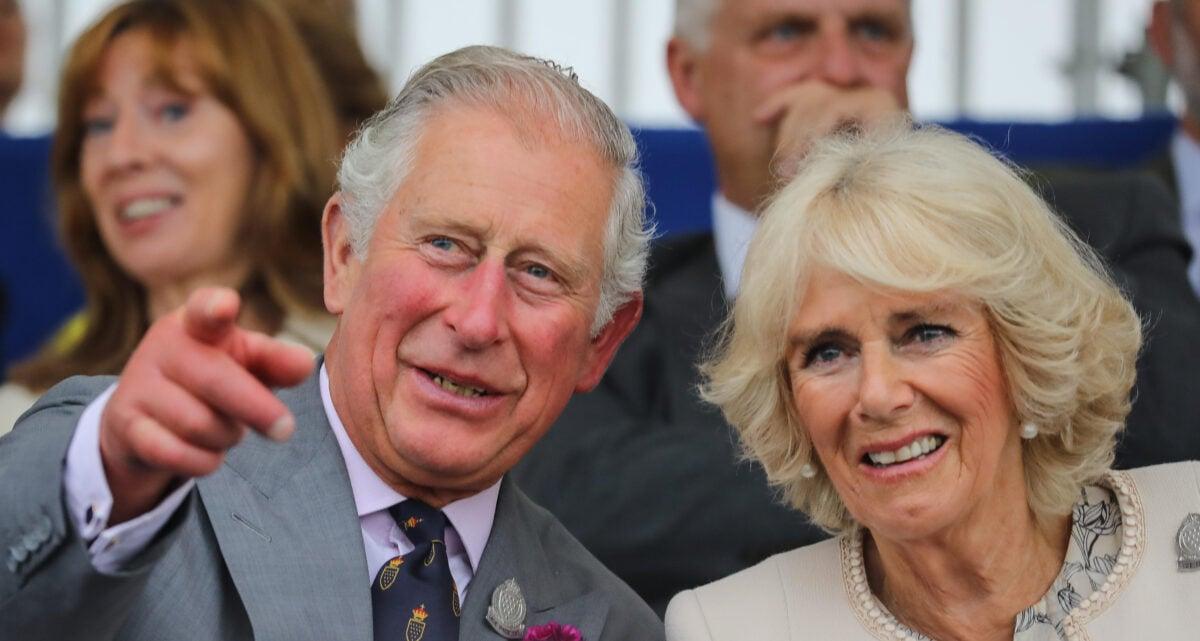 Principe Carlo d'Inghilterra, Camilla Parker Bowles