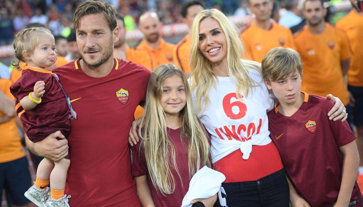 totti family