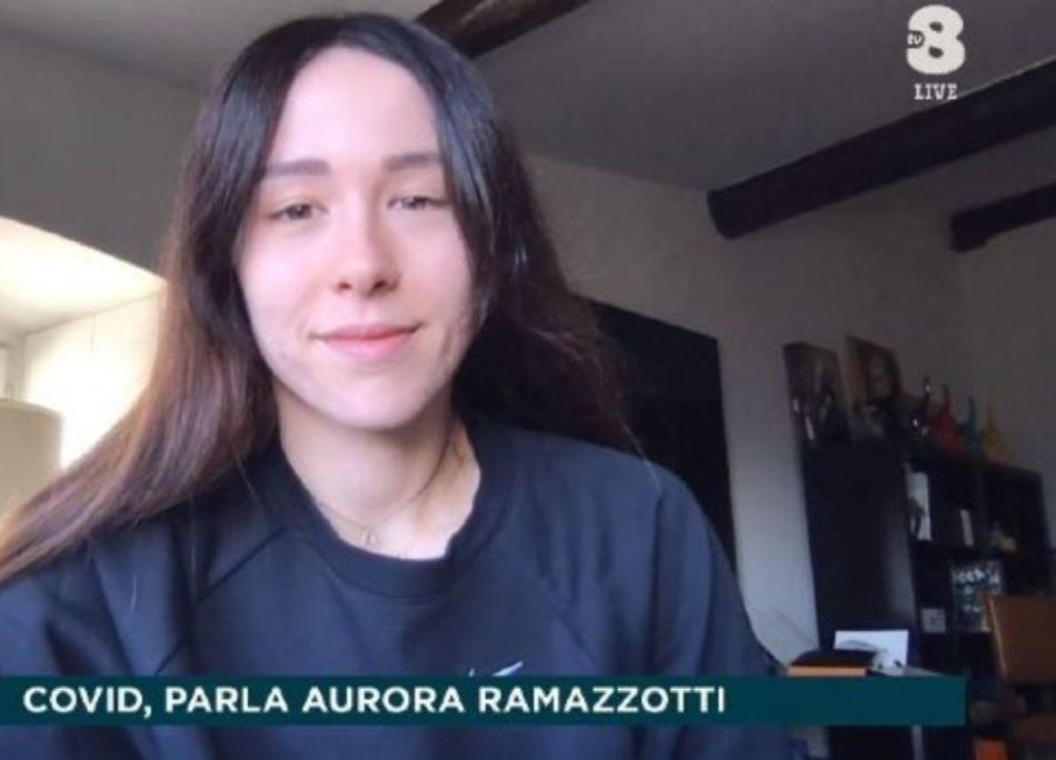 Aurora Ramazzotti Covid