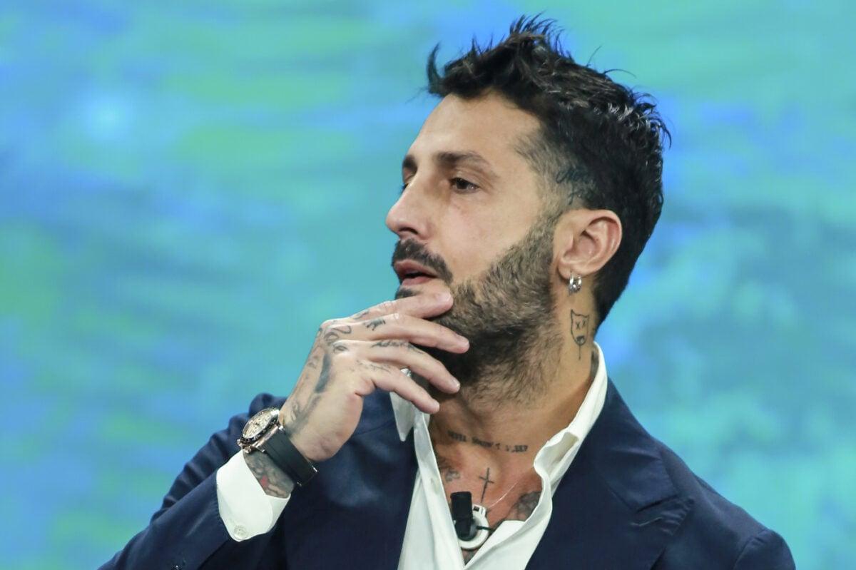 Fabrizio Corona ospite a 'Non è l'Arena'Fabrizio Corona ospite a 'Non è l'Arena'