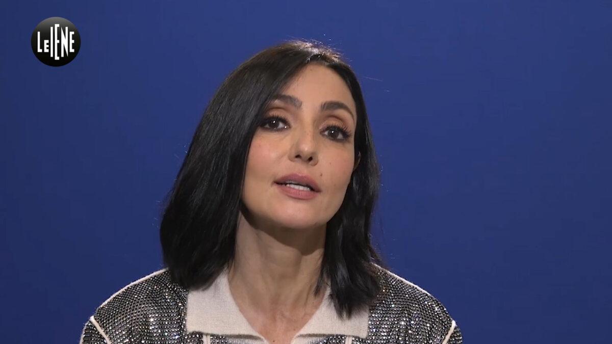 Le Iene-intervista Ambra Angiolini