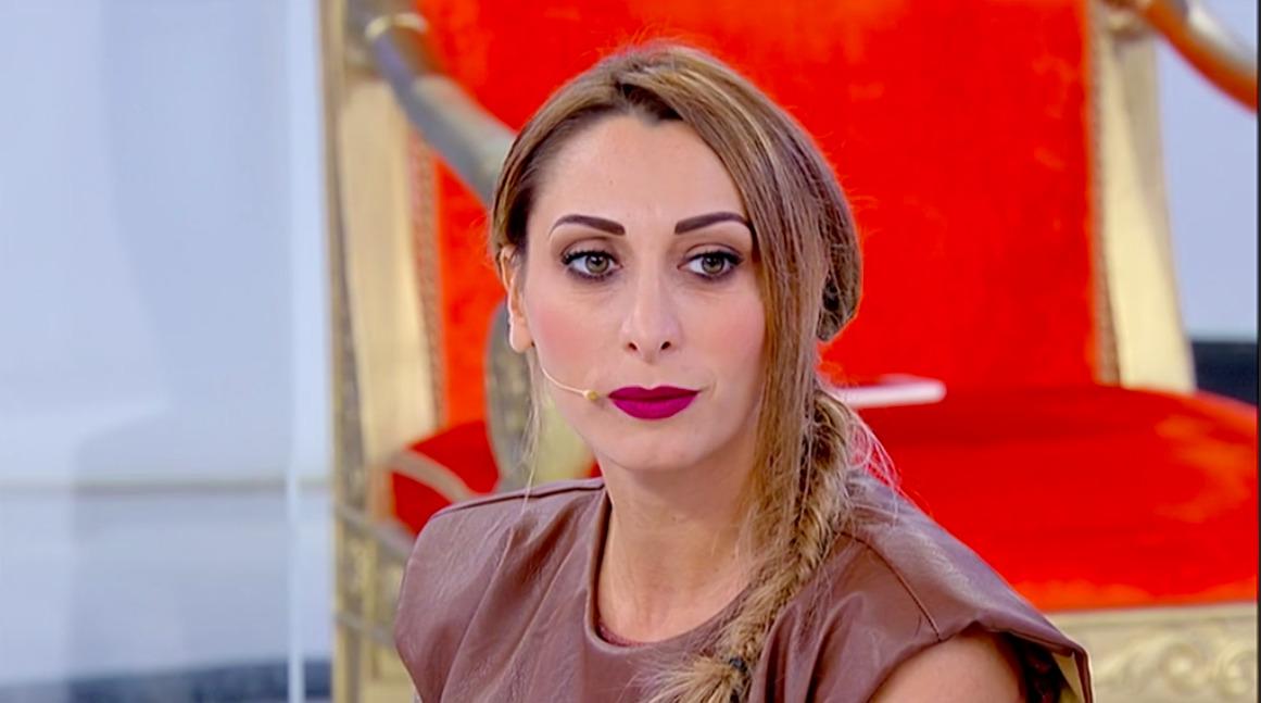Uomini e donne Valentina Maurizio