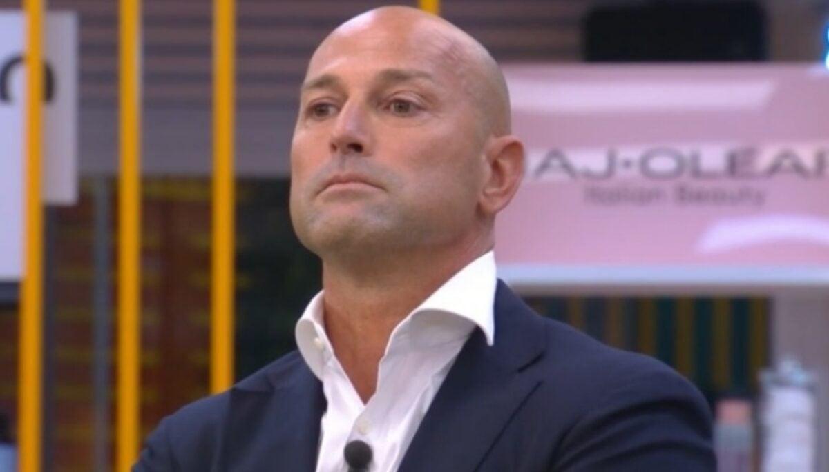 Stefano Bettarini diffidato da Mediaset: ora rischia
