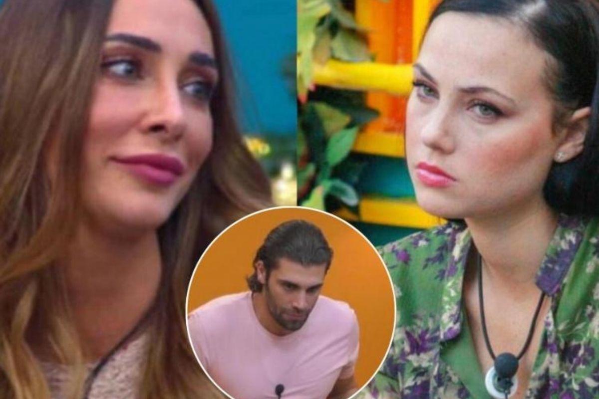 GF Vip, Sonia insulta Rosalinda: sarà squalificata?