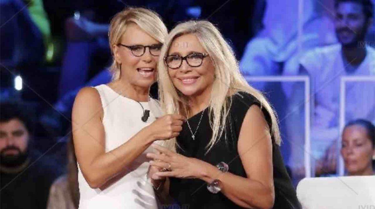 Mara Venier addio a Domenica In, ma Maria De Filippi non ci crede
