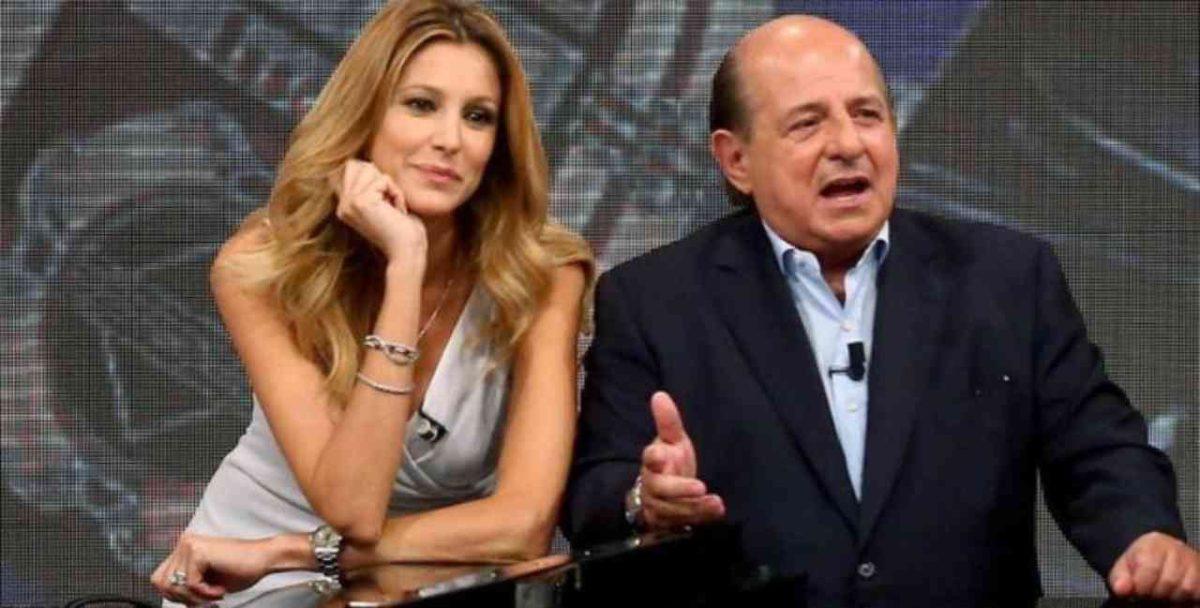 """Adriana Volpe denuncia Giancarlo Magalli: """"voglio giustizia"""""""