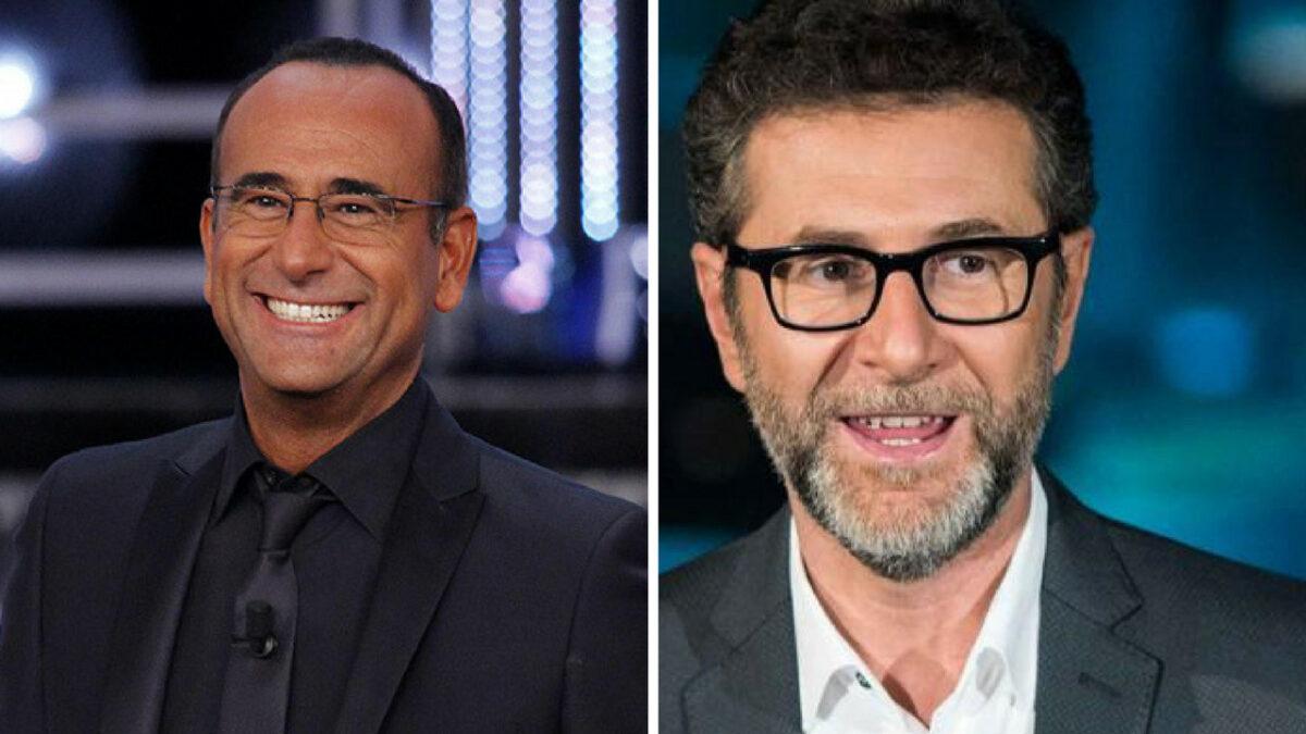 Carlo Conti e Fabio Fazio, quanto guadagnano?