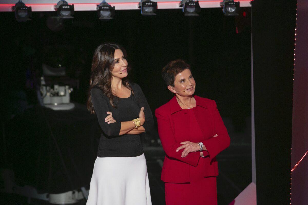SABRINA FERILLI E LA MAMMA IDA-Y0A3720