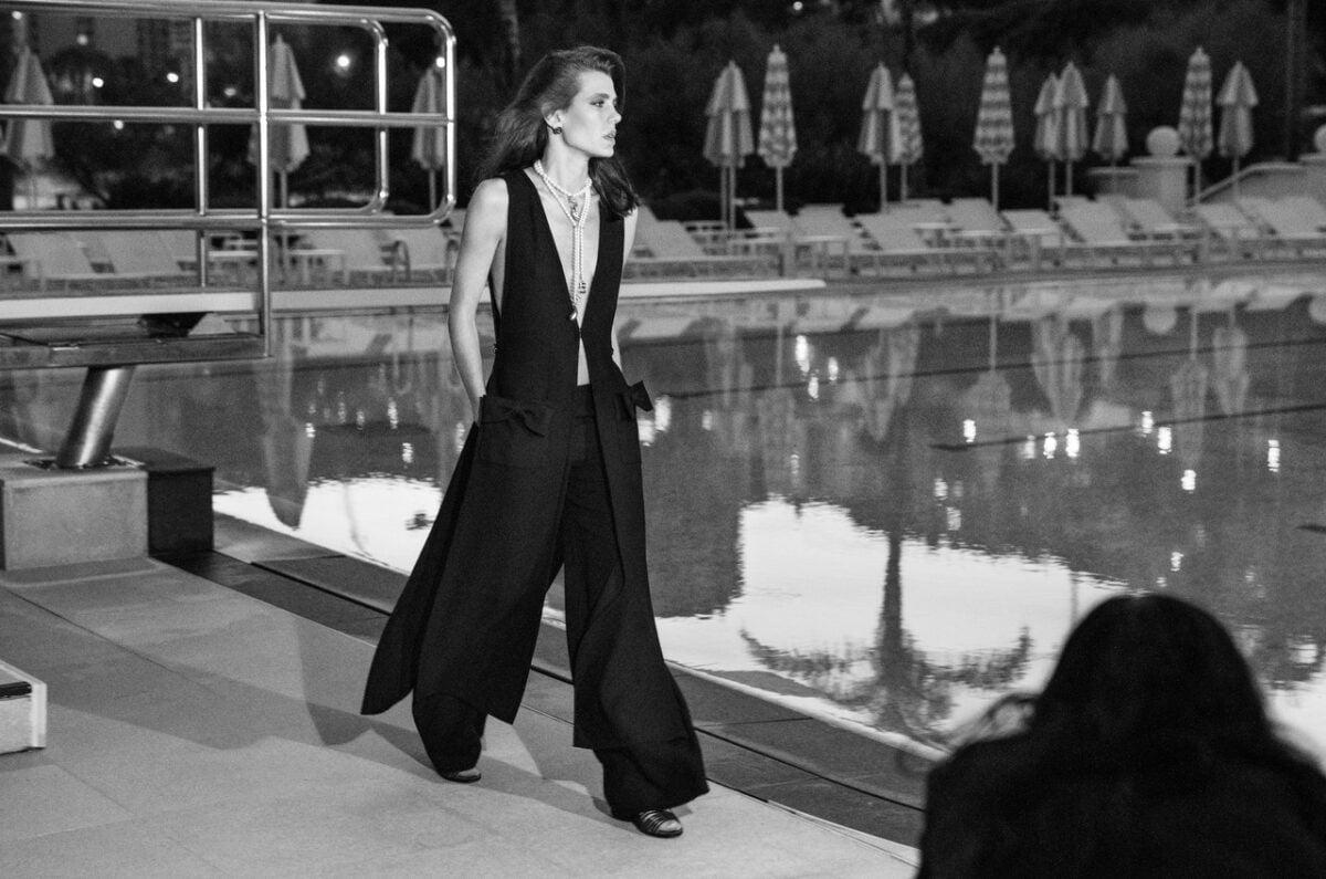 Chanel, il nuovo volto: Charlotte Casiraghi