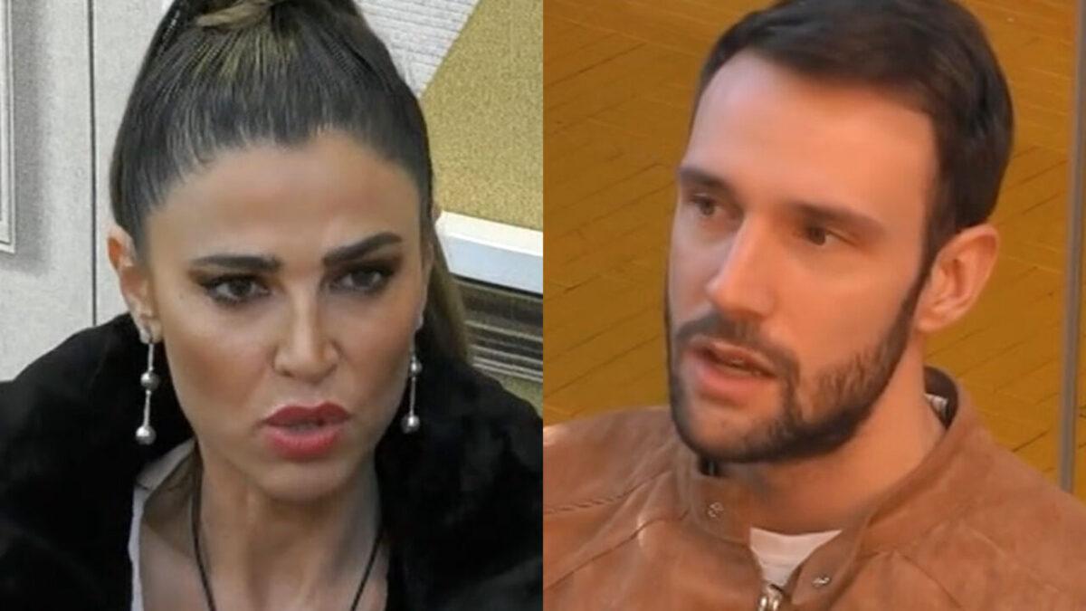 GF Vip, Capriotti insulta Zenga: fan furiosi