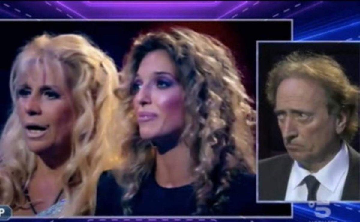GF Vip, Amedeo Goria e Guenda contro Maria Teresa Ruta