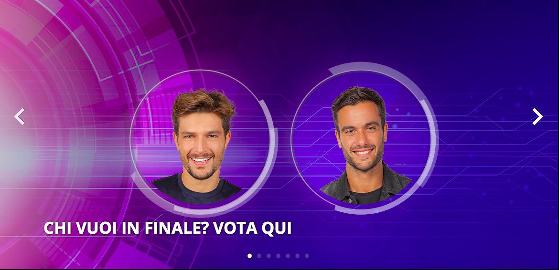 GF Vip: Zelletta e Pretelli aspiranti finalisti