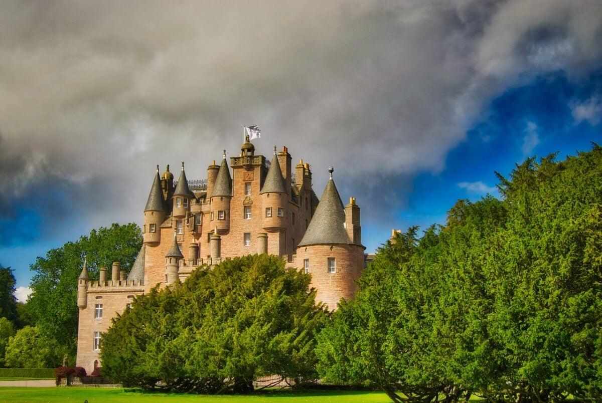 Glamis, Castle
