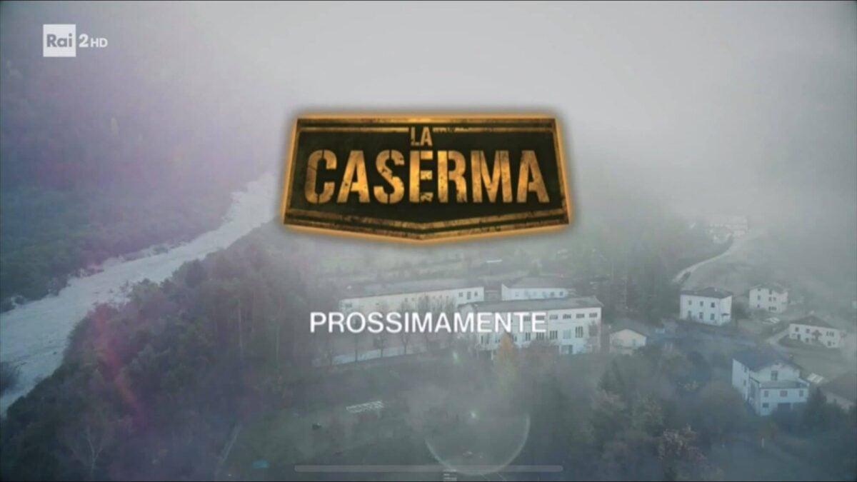 La Caserma: il nuovo programma di Rai 2