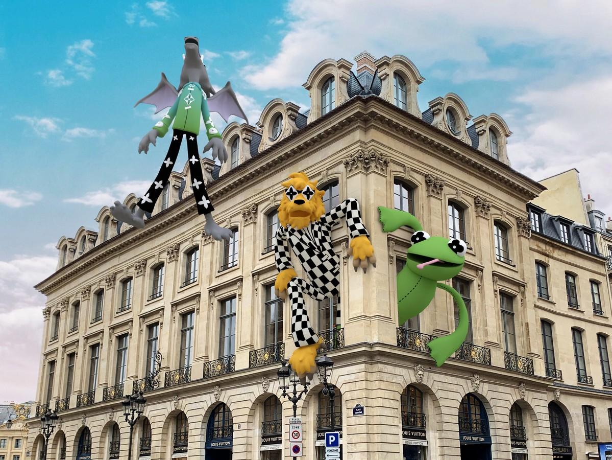 Louis Vuitton: primo appuntamento con il Pop-Up store