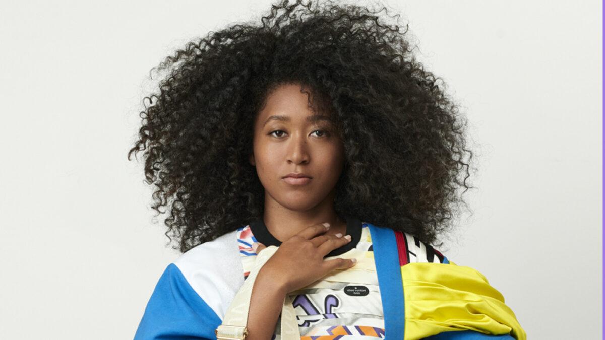 Louis Vuitton: Naomi Osaka è il nuovo volto