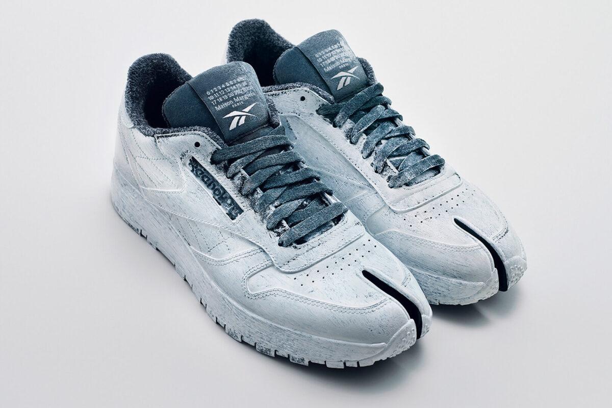 Maison Margiela e Reebok: la nuova sneaker