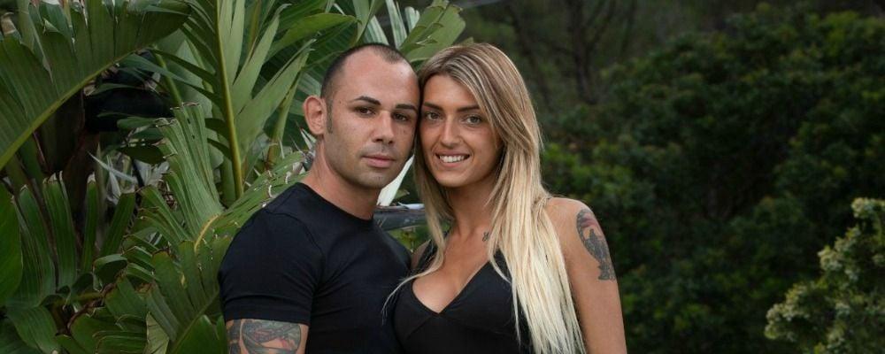 Temptation Island, Valeria Liberati apre il profilo al cane
