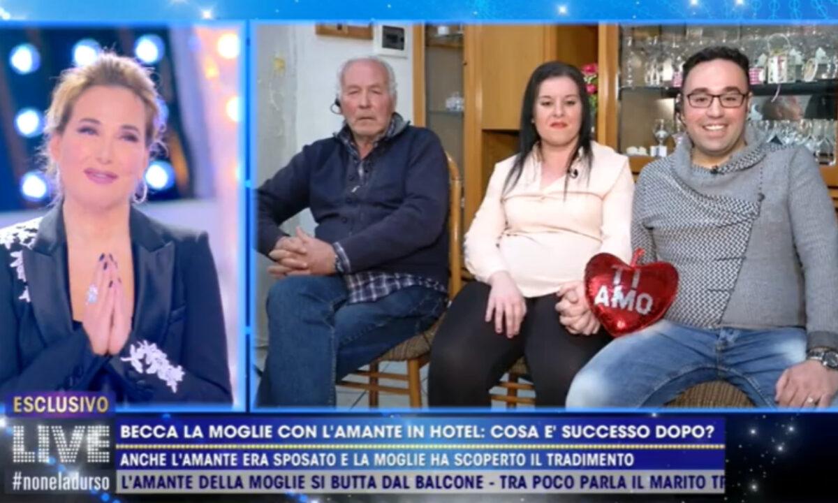 Barbara d'Urso: i siciliani la attaccano
