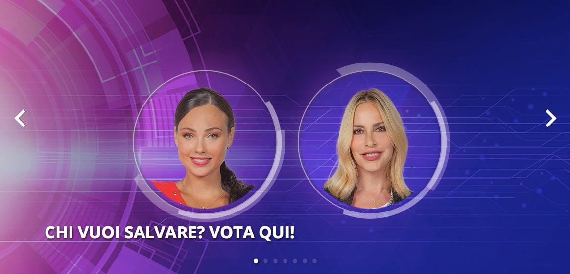 GF Vip: Rosalinda e Stefania in nomination